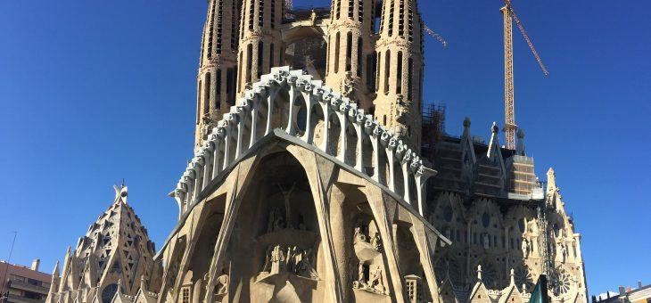 Barcelona – zwiedzamy starówkę!