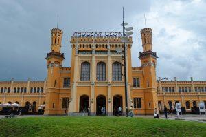 Wrocław - Dworzec Główny