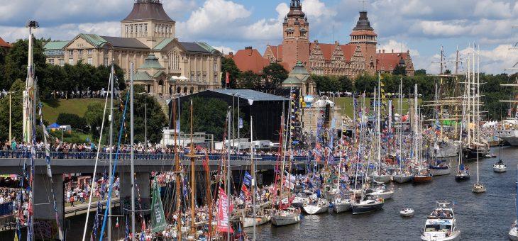 Szczecin – miasto wody i zieleni