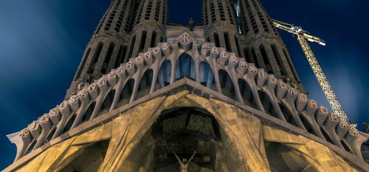Rankingi najpiękniejszych miejsc Barcelony